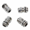 M10 M12, M16, M20, M25, M32, M40, M50 - Stainless Steel Cable Glands With Locknut