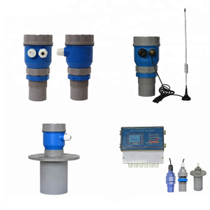 Ultrasonic Level Meter Measurement for The Oil Level with Temperature Function