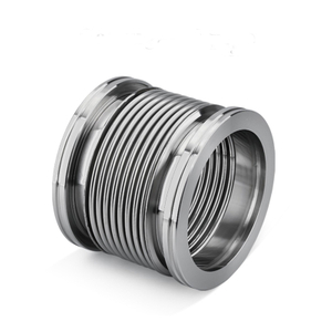 Formed Bellow for Vacuum Applications Flange Type