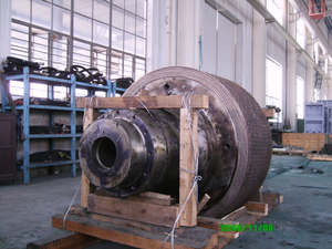 Removable Roller Shaft HFCG140-65 for roller press