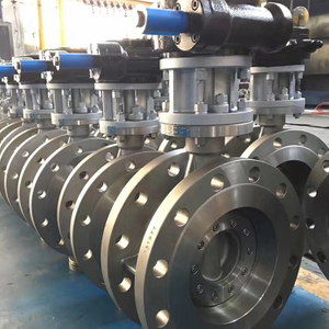 Hard Sealing Electric Wafer Butterfly Valve Actuator Butterfly Valve