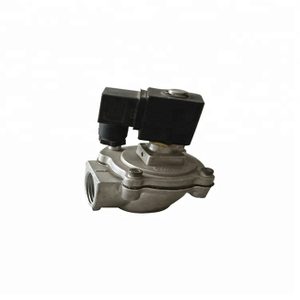Stainless Steel Solenoid Valve Switch Control Reversing Pulse Valve For Dust Collector