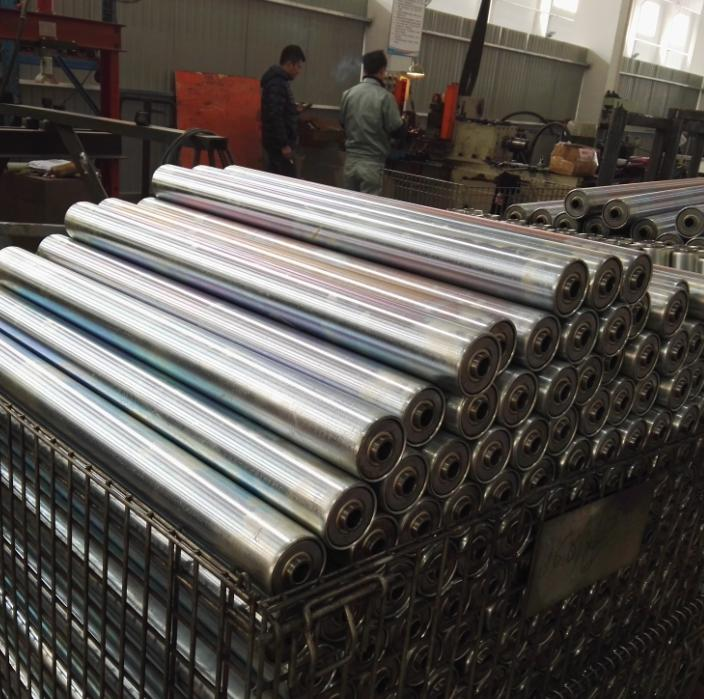 Gravity Steel Conveyor Roller