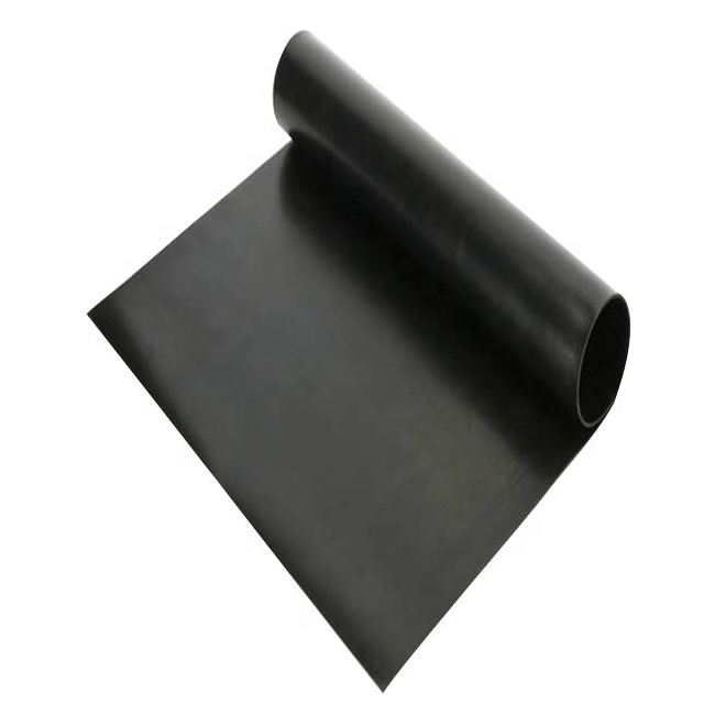 Wear Resistance Waterproof Anti High Temperature Rubber Sheet