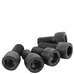 Hex Socket Screw Carbon Steel Grade 4.8/8.8