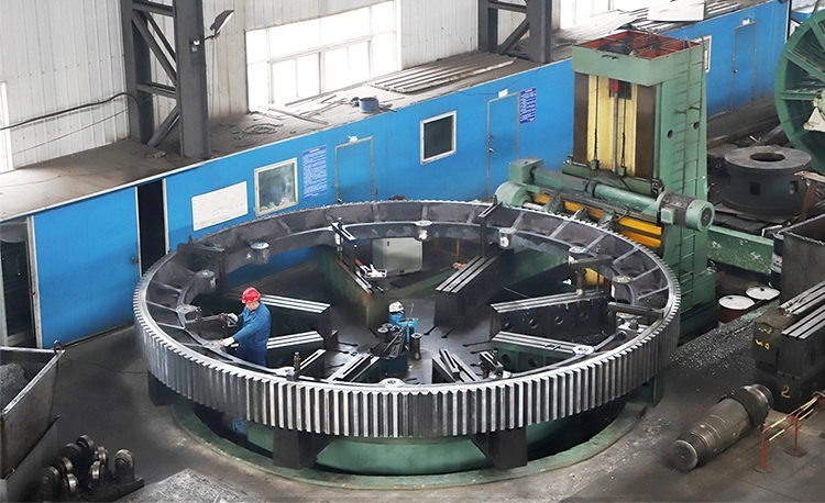 Gear Ring for Cement Rotary Kiln