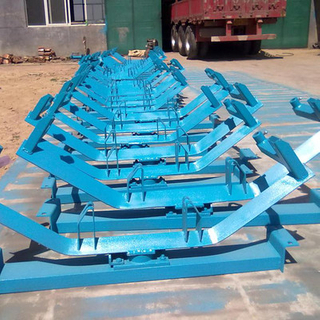 Trough Automatic Adjustable Roller Frame