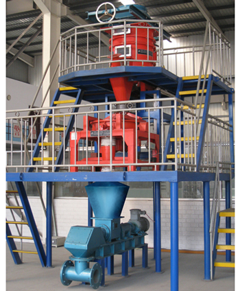 SPF/C Coal Powder Quantitative Feeding Control System