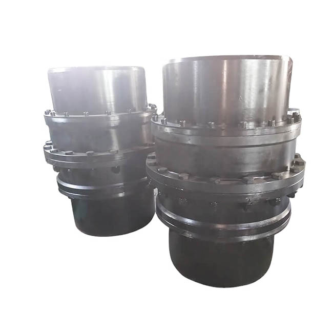 Customized Different Couplings Flanged Fixed Coupling