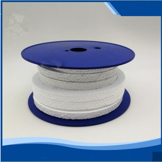 Fiberglass Filled PTFE F4 Braided Gland Packing