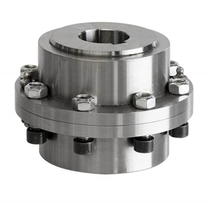 Gear Coupling Drum Shape Curved Tooth Gear Coupling