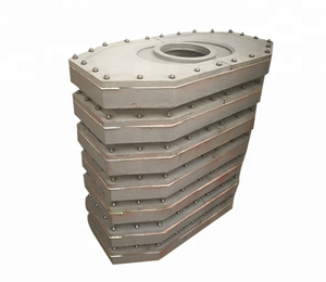 Spare Parts of Grate Cooler 2500/5000/10000 Tons Per Day Cement Production Line Clinker Grate Cooler
