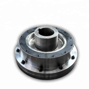 High Precision Rigid Mechanical Shaft Coupling
