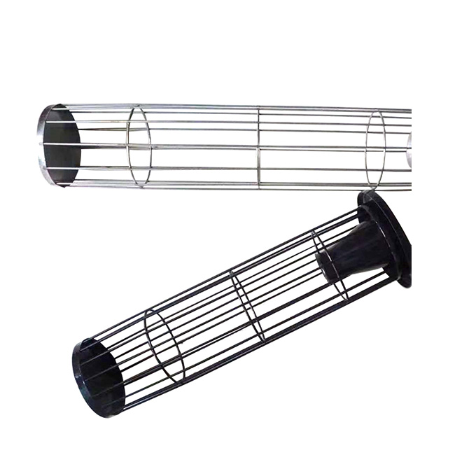 Galvanized Dust Bag Cage For Dust Collector