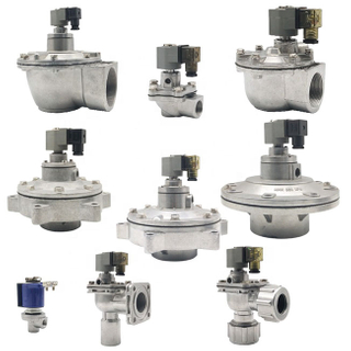 2/2-way Right Angle Pulse Solenoid Valve