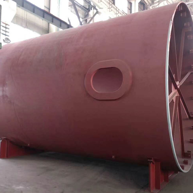 Customized Rotary Kiln Shell In Different Size And Material